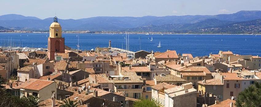 ... St Tropez et le sud de la France.